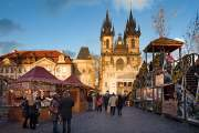 Easter market - Old town square